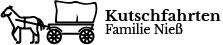 Kutschfahrten | Familie Nieß Logo